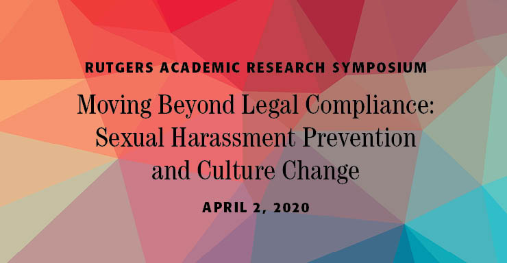 Moving Beyond Legal Compliance: Sexual Harassment Prevention and Culture Change conference banner